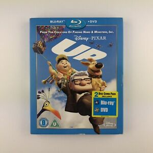 Up (Blu-ray, 2010, 2-Disc Set) s