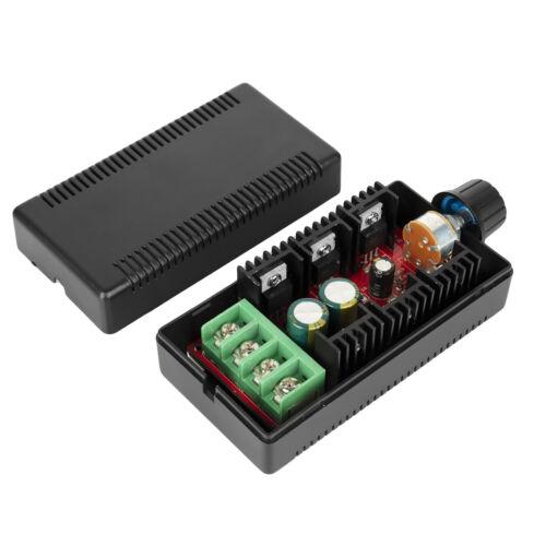 PWM Drehzahlregler Motor Speed Controller Motordrehzahlregler Gleichstrommotor