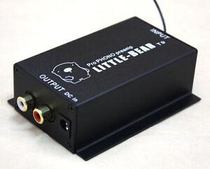 Little-bear-T9-Metal-case-Phono-Preamp-MM-Turntable-RIAA-HiFi-Pre-amplifier