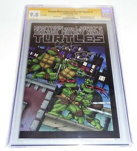 Teenage-Mutant-Ninja-Turtles-Color-Special-1-Error-Autograph-CGC-SS-9-8-EASTMAN