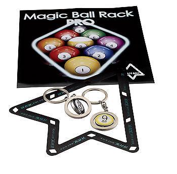Magic Ball Rack SHIPS SAME//NEXT DAY! 8 Ball and 9//10 Ball Rack Set