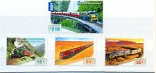 Australia-Railways-trains-(3384/7)mnh