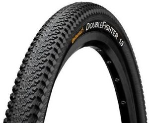 700 x 35 Continental Double Fighter lII Tyre Rigid