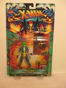 Toy-Biz-Marvel-Comics-Classics-X-Men-Polaris-5-034-Action-Figure