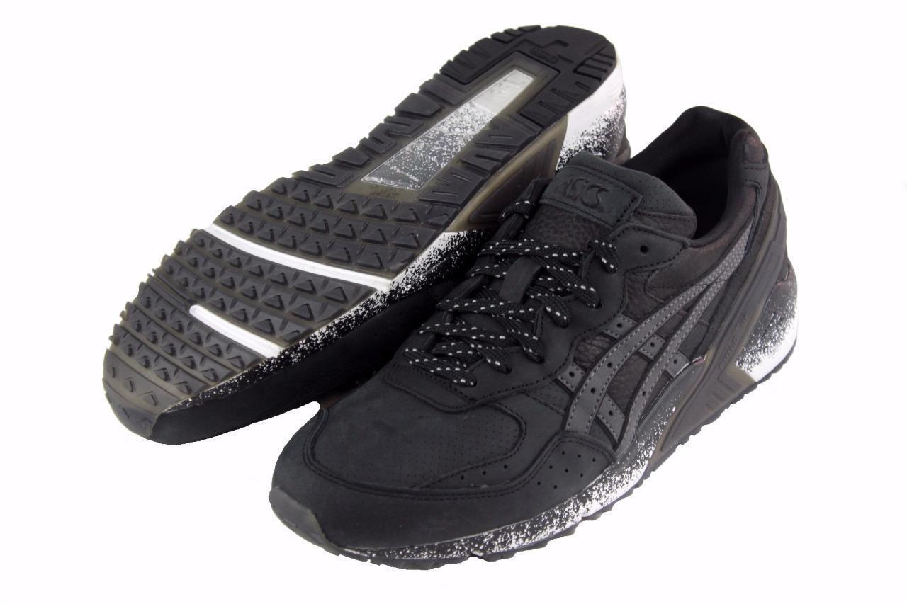New Limited Edition Asics Gel-Sight Men's Shoes Size 7-14 H62LK-9090 Black/Black
