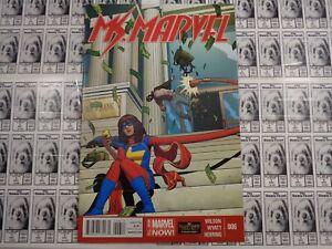 Ms-Marvel-2014-Marvel-7-1st-Print-Kamala-Khan-Wilson-Wyatt-VF