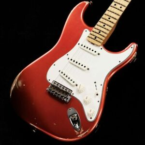 Fender-Custom-Shop-1968-Stratocaster-Relic-Faded-Aged-Candy-Apple-Red-EMS-F-S