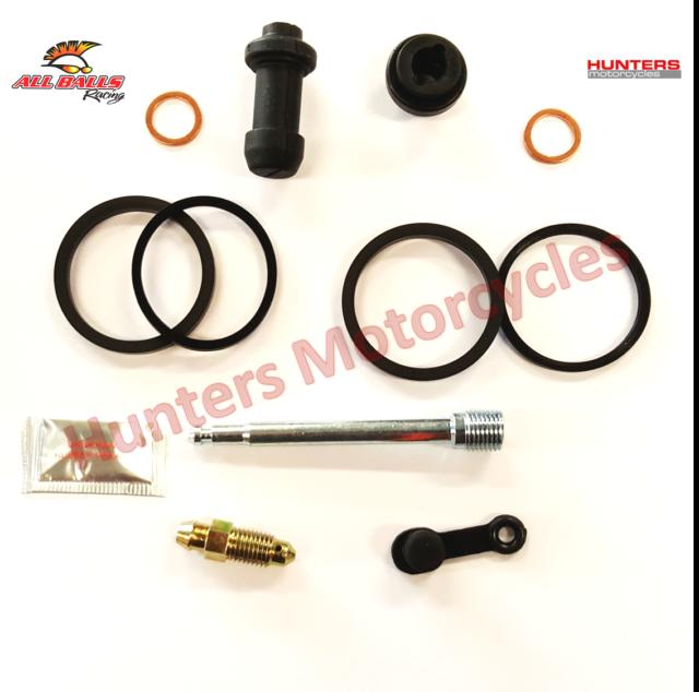 Honda NT700 Rear Brake Caliper Seals & Pin Repair / Rebuild Kit
