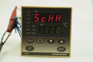 Shimaden SR82 AutoTuning PID Temperature Controller