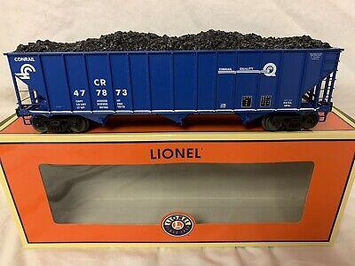 Lionel 6-82670 Conrail Scale PS-5 Gondola /& PS-4 Flatcar Pair NIB