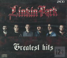 LINKIN PARK - Greatest Hits  2CD DIGIPAK SET NEW AND SEALED