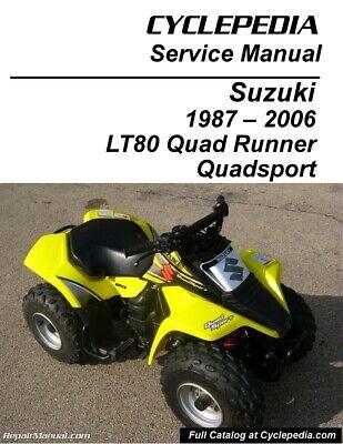80 CC Wheel Oil Seal Rear L//H Suzuki LT 80 N 1992