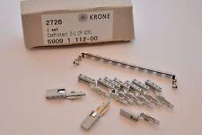 10x ComProtect Erdstecker 2/1 CP GZA von KRONE für LSA-Plus, Typ 5909 1 112-00
