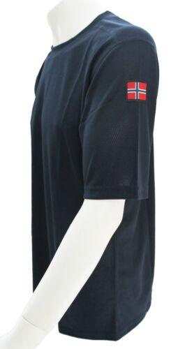 Norwegian High Performance Moisture Management Crew-Neck T-Shirt-20082 Norwegian