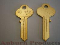 Hr1 Harloc Key Blank / 10 Key Blanks
