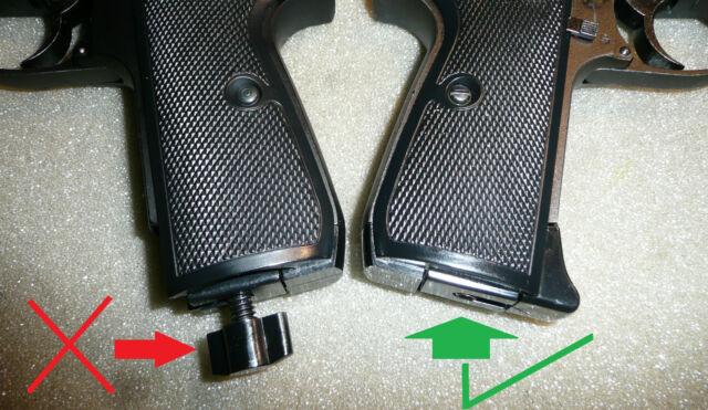 Umarex Walther Ppk/s Flush Co2 Bulb Piercing Screw/bolt Kit