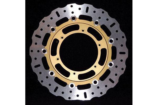 Para KTM Duque 400 LC4 94>98 EBC Contorno Disco de Freno Izquierdo