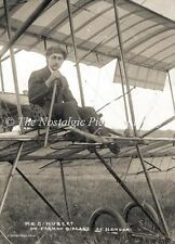 PHOTOGRAPH AVIATOR MR Charles L A Hubert