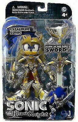 Jazwares Sonic And The Black Knight Excalibur 4 Inch Action Figure 65826 For Sale Online Ebay