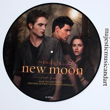 "LYKKE LI POSSIBILITY ORIGINAL 2009 TWILIGHT NEW MOON PICTURE DISC 12"" VINYL SAGA"