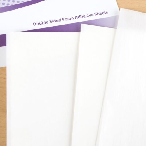Double Sided Foam Adhesive Sheets Midas Touch