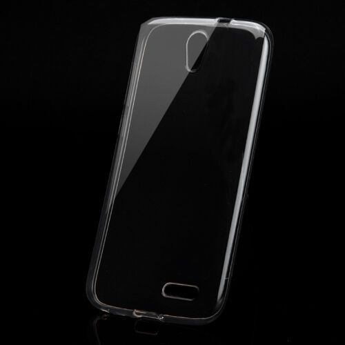 new style 7ac48 4d257 for ZTE Grand X 3 Z959 Glossy Transparent Clear Skin Case Cover