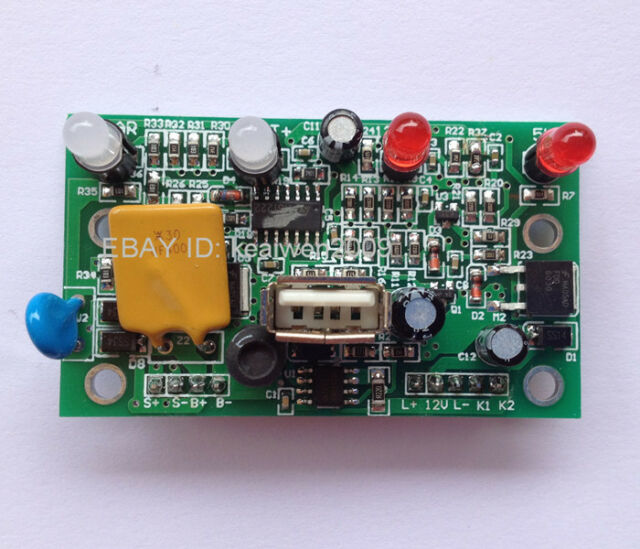 6V 3A solar charge controller regulator solar panel input 7.5v-15v, output 6v/5v
