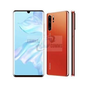 HUAWEI-Nuovo-di-Zecca-P30-PRO-Manichino-Display-telefono-Amber-Sunrise-Venditore-Regno-Unito