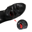 Unisex 3D Latex Mask Anatomical Rubber Hood Red Teetch Nasal Tube Clubwear