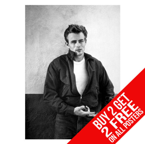 JAMES DEAN REBEL WITHOUT A CAUSE BB2 POSTER A4 A3 SIZE BUY 2 GET ANY 2 FREE