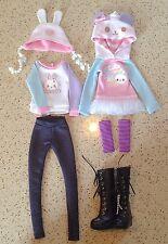 Minifee Slim MSD Clothes Lot Shoes Hat Jeggings Hoodie Doll Fairyland Mini BJD