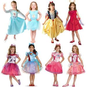GIOCO con licenza Scuola Ragazze Costume Libro Settimana Bambini Costume Nuovo di Zecca