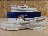 Sperry Top-sider Womens Authentic Original Boat Shoe Ivory (sizes: 8-10)