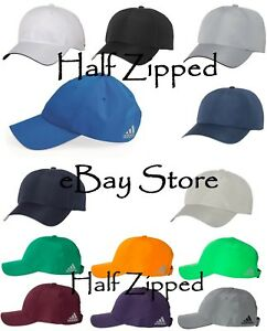 92c6df3a73d Image is loading Adidas-Performance-Relaxed-Poly-Cap-A605-Golf-Baseball-