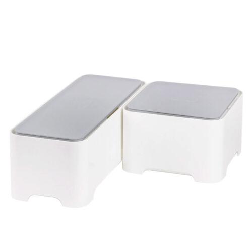 Boîtier Câble Medium CableBox Câble organisation Organizer 2 variantes ordnungsbox
