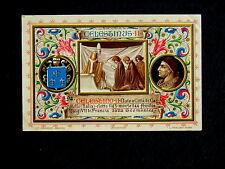 1903 Italy Vatican Catholic POPE CELESTINO II De Castello Città di Castello 94)