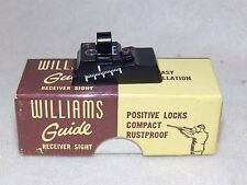Williams Gun Sight Company WGRS-54 Rear Peep Sight