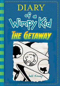 The getaway by jeff kinney 2017 hardcover ebay stock photo solutioingenieria Image collections