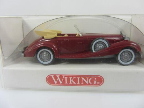 Wiking 8350120 HO 1:87 Merceds Benz 540 K neu und mit OVP