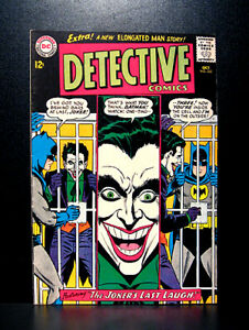 COMICS-DC-Detective-Comics-332-1964-Sue-039-s-first-mystery-case-to-Ralph