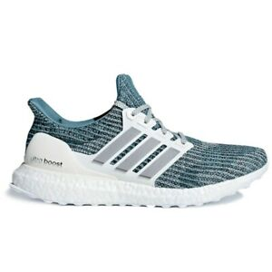 low cost a0e0e b2bf7 Details about Adidas UltraBoost 4.0 LTD Silver Metallic Ultra Boost Parley  CM8272 Size 4-12