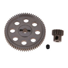 Non brand 02030 Ingranaggio Conduttore 13 Pignone Differenziale per 1//10 Hsp 94111 Nitro Buggy