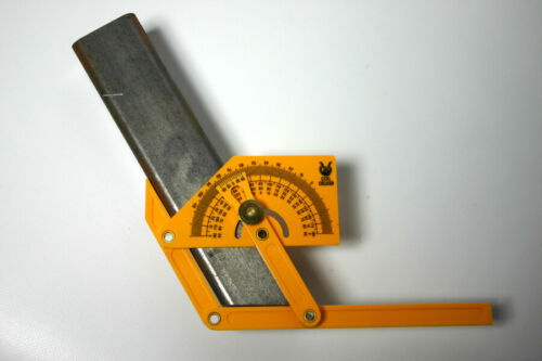 Angle Finder 1 Bend Protractor fabrication tube bending