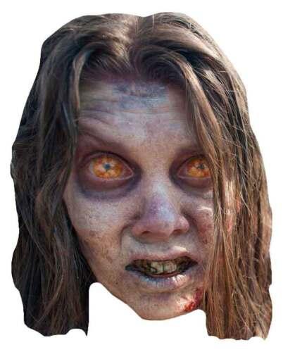 Offiziell The Walking Dead Daryl Rick Zombie Karte Party Gesichtsmaske Halloween