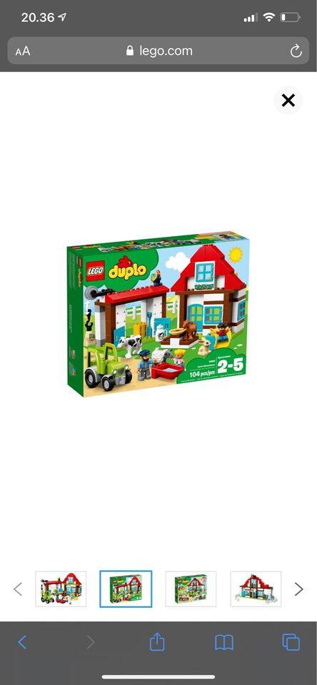 Lego Duplo, 10869 10617 10603