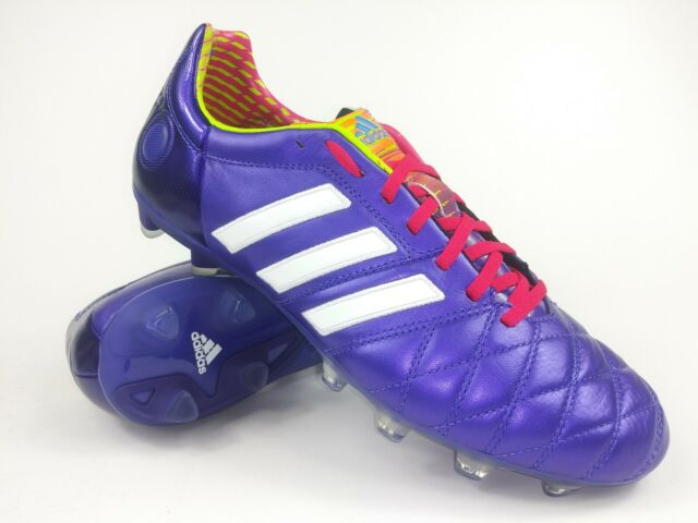 delikatne kolory tanio na sprzedaż najniższa cena Adidas Mens Rare 11pro TRX FG D67549 Purple White Soccer Cleats Football  Boots