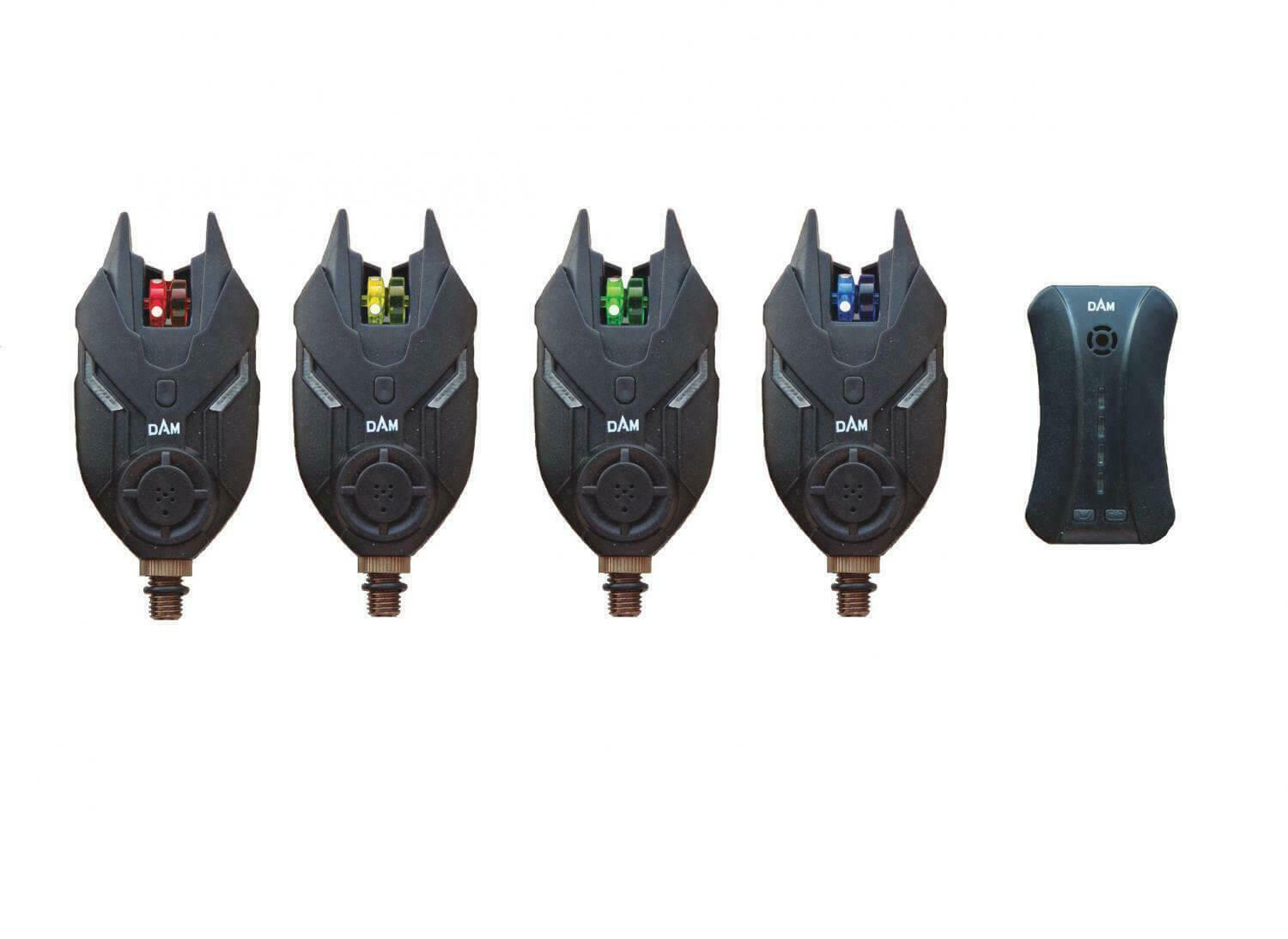DAM TF BOX BITE ALARMS + RECEIVERS  2 Sizes  welcome to choose
