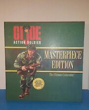 GI JOE MASTERPIECE EDITION ACTION SOLDIER-CAUCASION-12in ACTION FIGURE-HASBRO