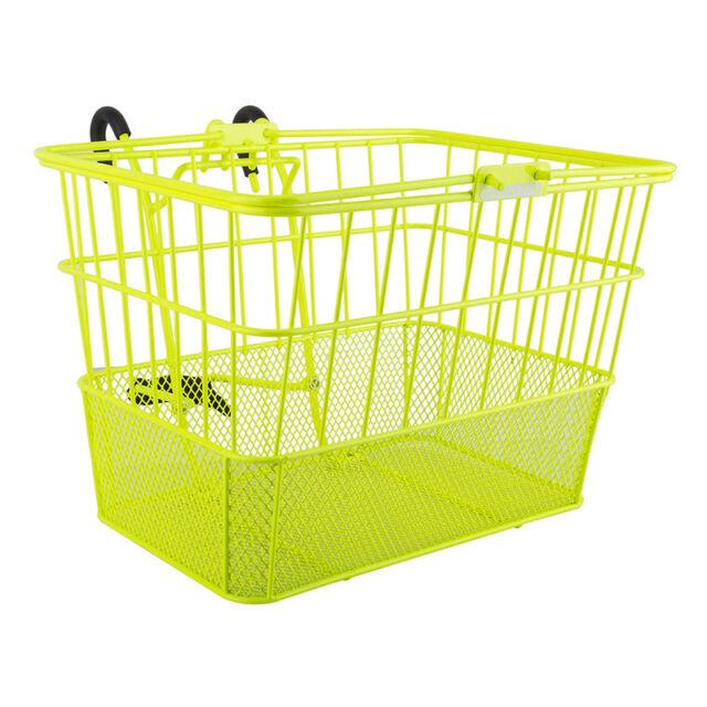 Sunlite Mesh Lift-Off Front Basket Basket Ft Mesh L//o Dlx Wh14.5x8.5x7 W//bracket