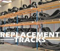 Jcb 8029cts Mini Excavator Replacement Track,300x52.5wx78,ship Same Day (one)